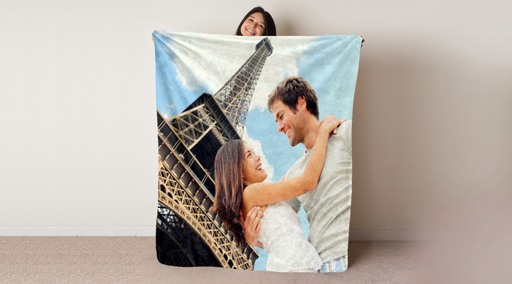 Make your travel blanket
