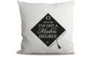 Graduation Cushion Cover