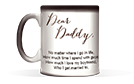 Personalized Magic Mugs for Dad