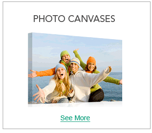 Photo Canvases