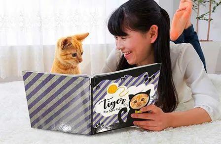 47cdbda6085f Soft Cover Cat Book